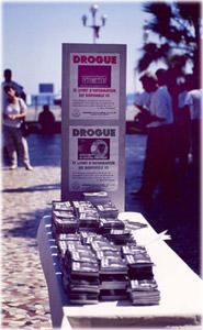 Actions - Non à la drogue