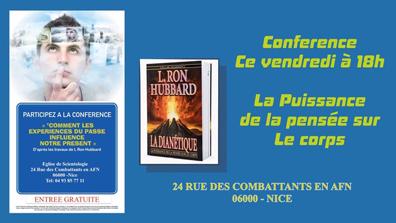 Services - Conférences